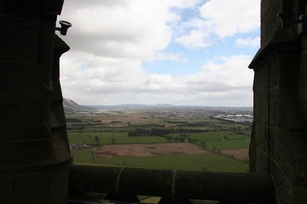 View from William Wallace Monument