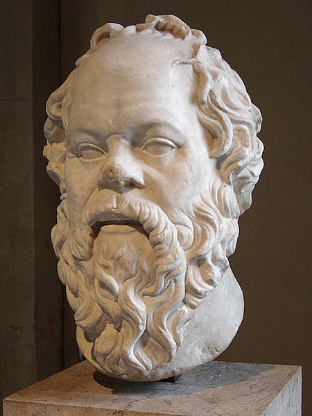 Socrates from wikipedia