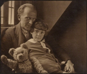 Milne, Christopher Robin, and Winnie-the-Pooh
