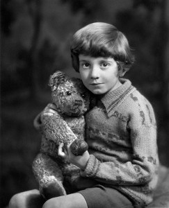 Christopher Robin made Winnie-the-Pooh promise him....