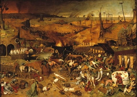 Pieter Brueghel, The Triumph of Death</span>.