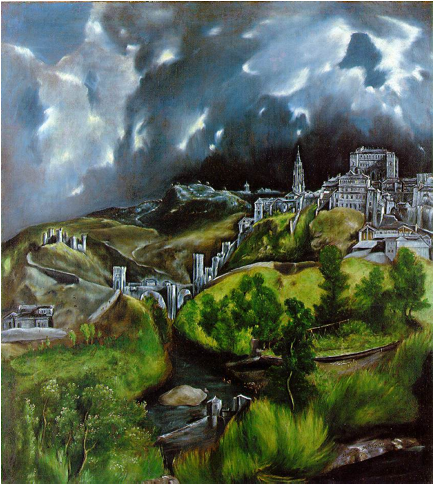Description: https://upload.wikimedia.org/wikipedia/commons/0/02/El_Greco_View_of_Toledo.jpg