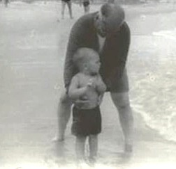 Al with his grandfather