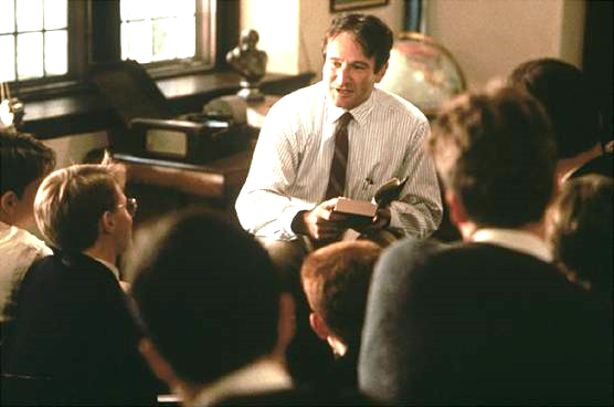 Keating and his students