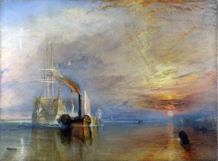 Turner's The Fighting Temeraire