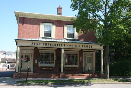 Description: Aunt Charlotte's Candies
