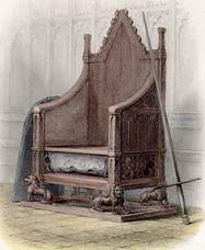 The Coronation Chair and Stone of Scon