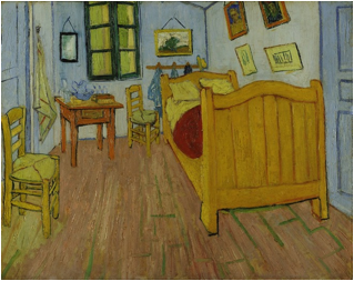 Description: Vincent van Gogh - De slaapkamer - Google Art Project.jpg
