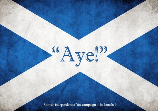 Scottish independence: Yes campaign