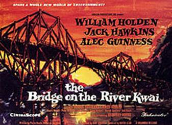 The Bridge on the River Kwai movie