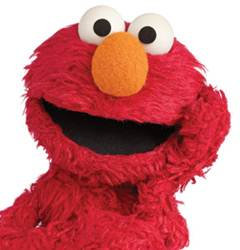 Elmo from Sesame Street