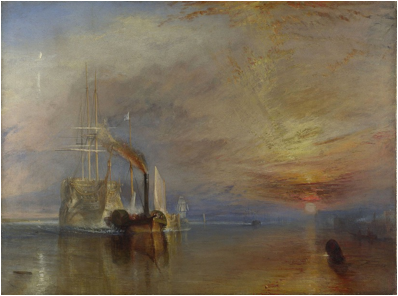 Description: The Fighting Temeraire, JMW Turner, National Gallery.jpg